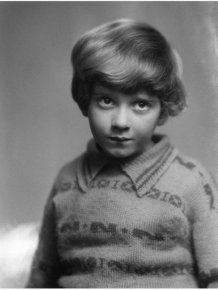 Christopher Robin Milne in 1928