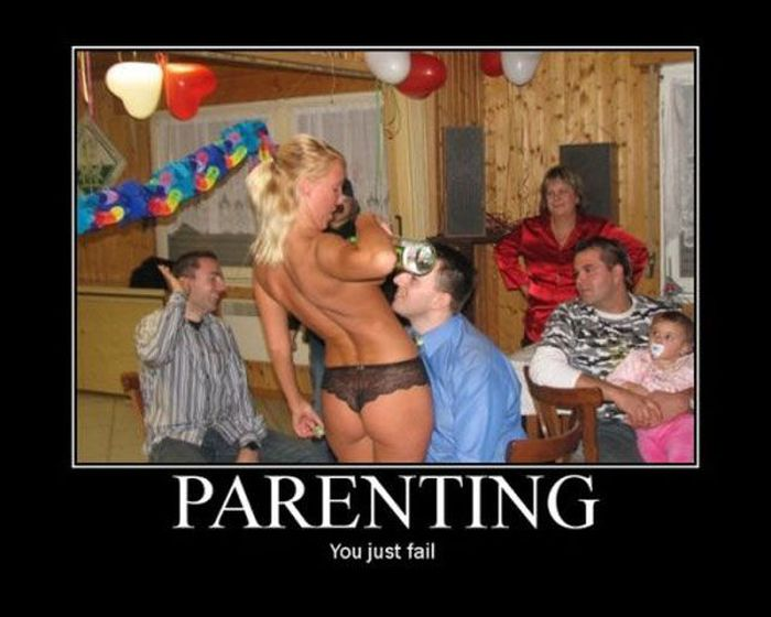 Parenting Fails, part 4