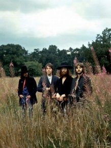 The Beatles, August, 1969