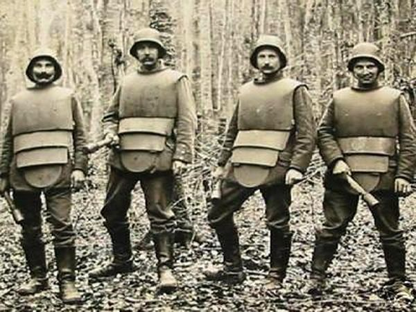 The Strangest Weapons of WWI