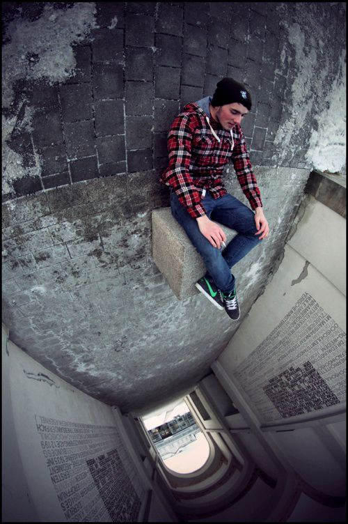 Scared of Heights?