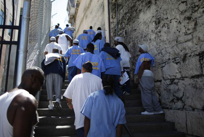 Inside San Quentin State Prison Others