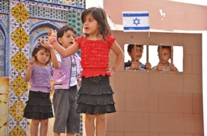 Kindergarten Graduation In Gaza