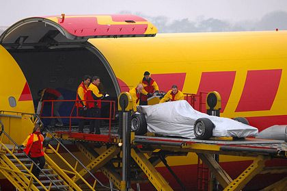 F1 Motorhomes