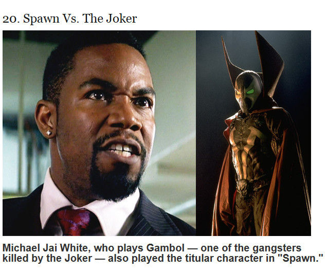 """""""The Dark Knight"""" Facts You Probably Didn't Know"""