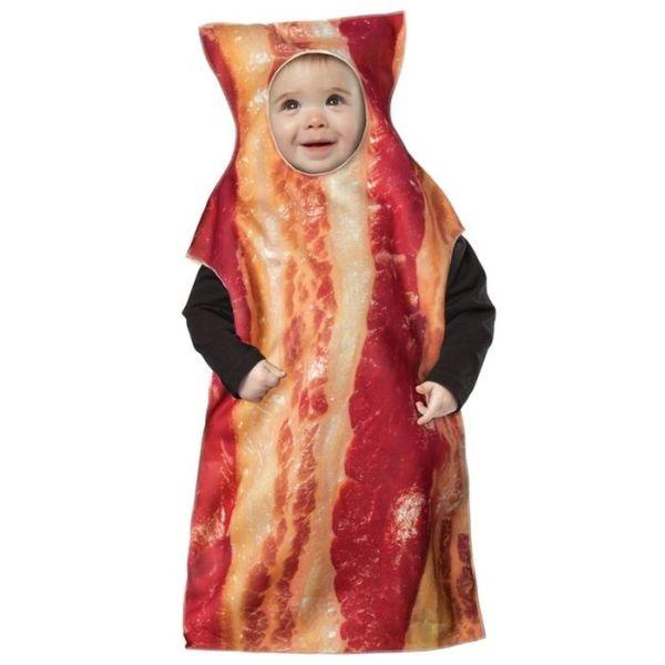Babies Dressed As Food