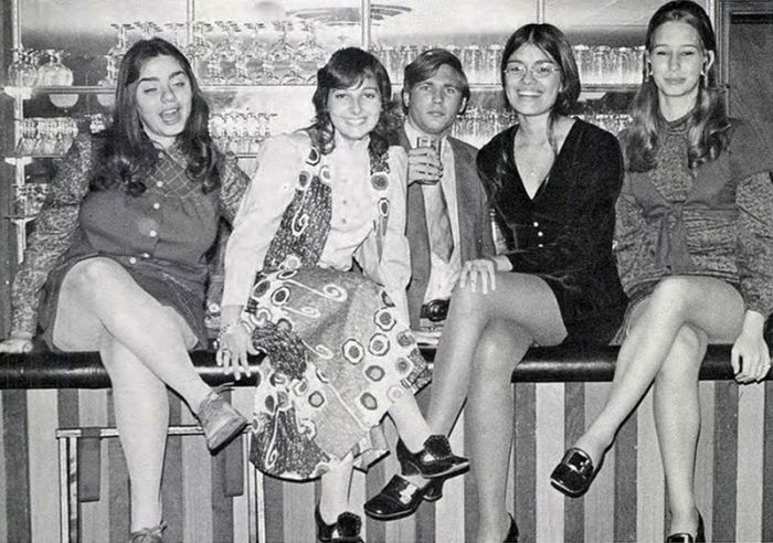 Miniskirts of the Past, part 2