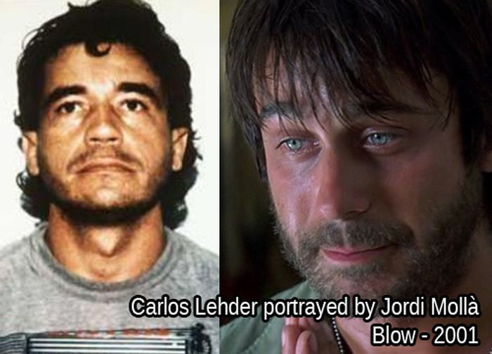Bad Guys Portrayed by Famous Actors