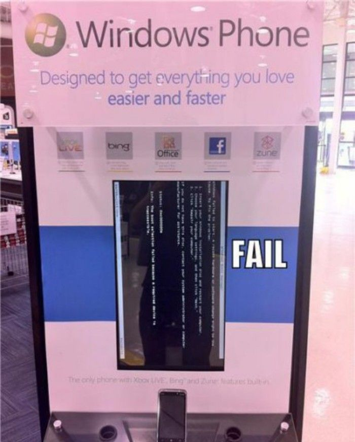 Fail and Win, part 86