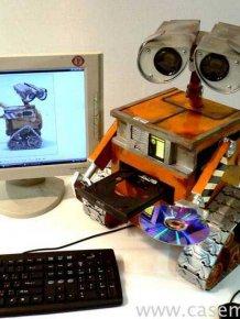 Amazing WALL-E Computer Case