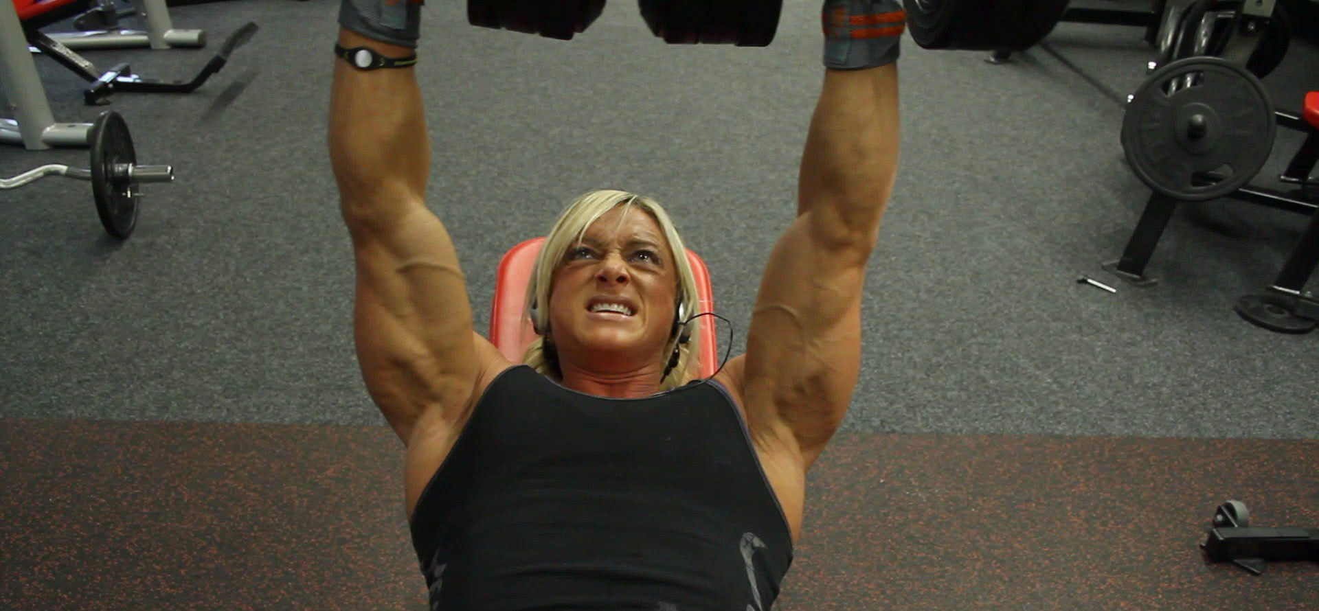 Meet Katka Kuptova - muscular fitness coach from Czech Republic.
