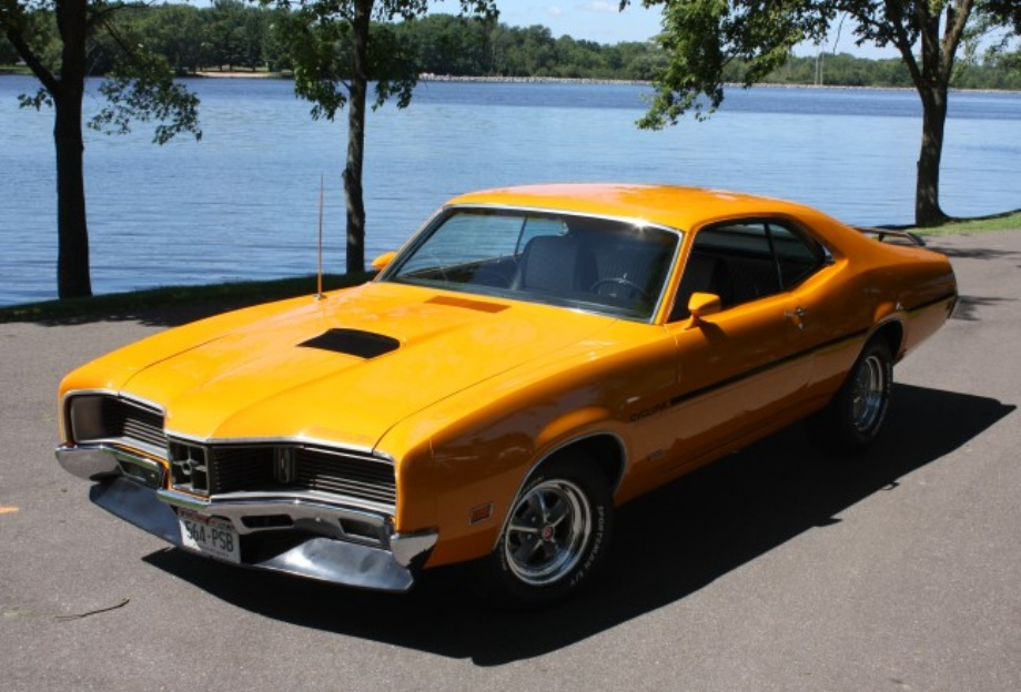 American Muscle Cars, part 3 | Vehicles