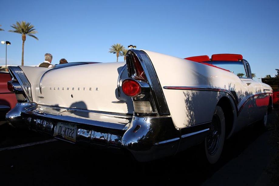 Американские автомобили и их тюн…