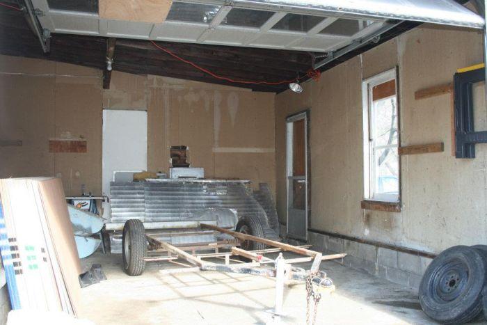Rebuilding of 1965 Serro Scotty Sportsman