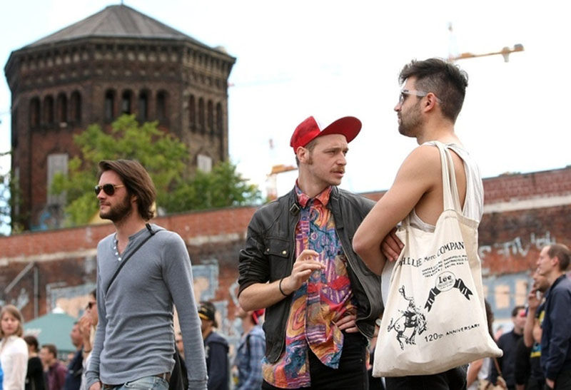 "Germany's Trendy 2012 ""Hipster Olympics"""