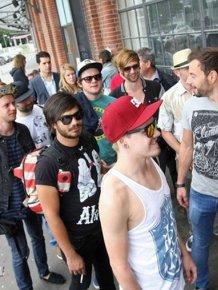 "Germany's Trendy 2012 ""Hipster Olympics"""