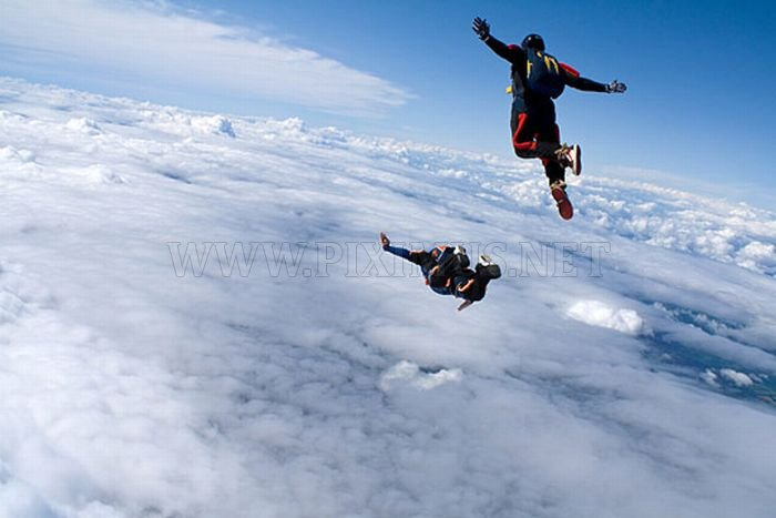 Skydiving Photos