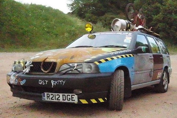 Strange Car Tuning
