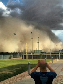 Arizona's Weekend Haboob