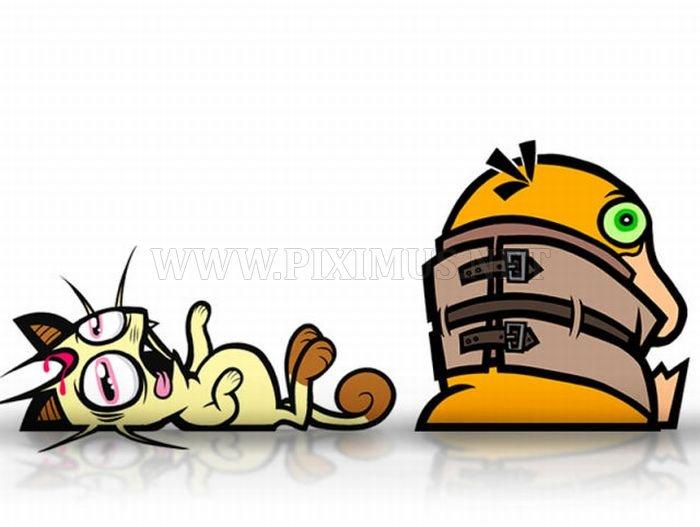 Beaten Pokemons