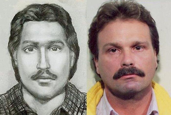 Extraordinarily Accurate Sketches of Criminals