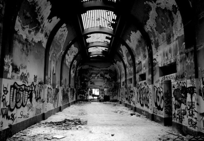 Abandoned Cities