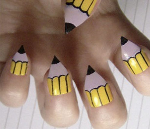 Here Comes the Pop Culture Nails