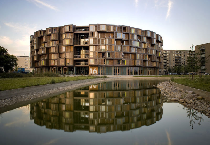 The World's Coolest University Dorm