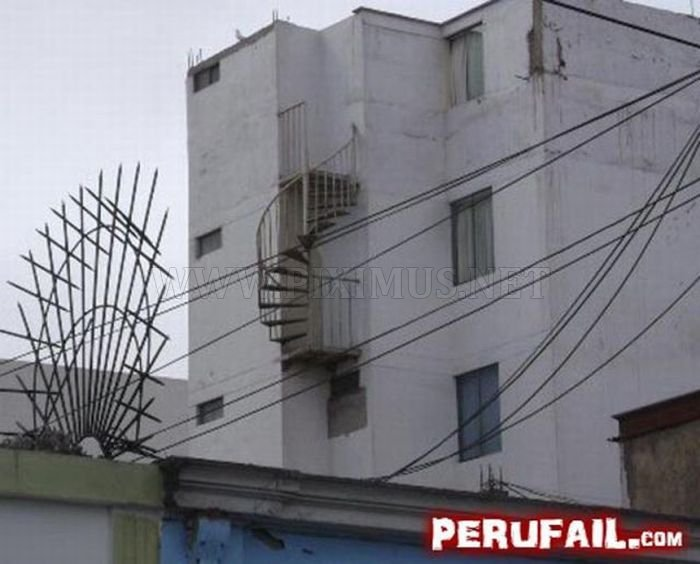 Funny Photos from Peru
