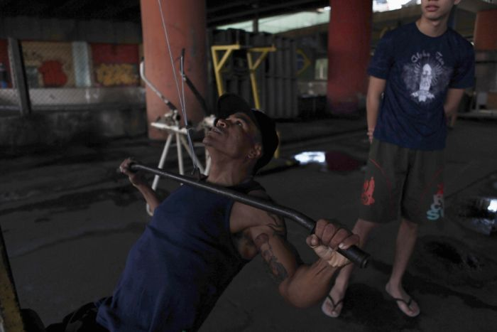 The Alcantara Machado Gym In Brazil