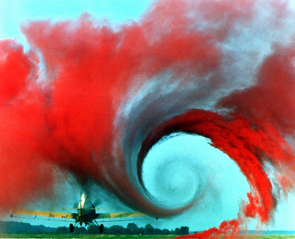 Awe-Inspiring Cloud Formations