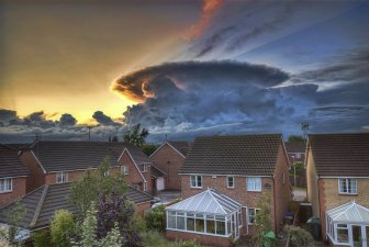 Awe-Inspiring Cloud Formations