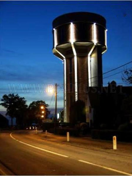Water Tower Homes