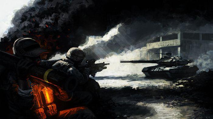 Digital War