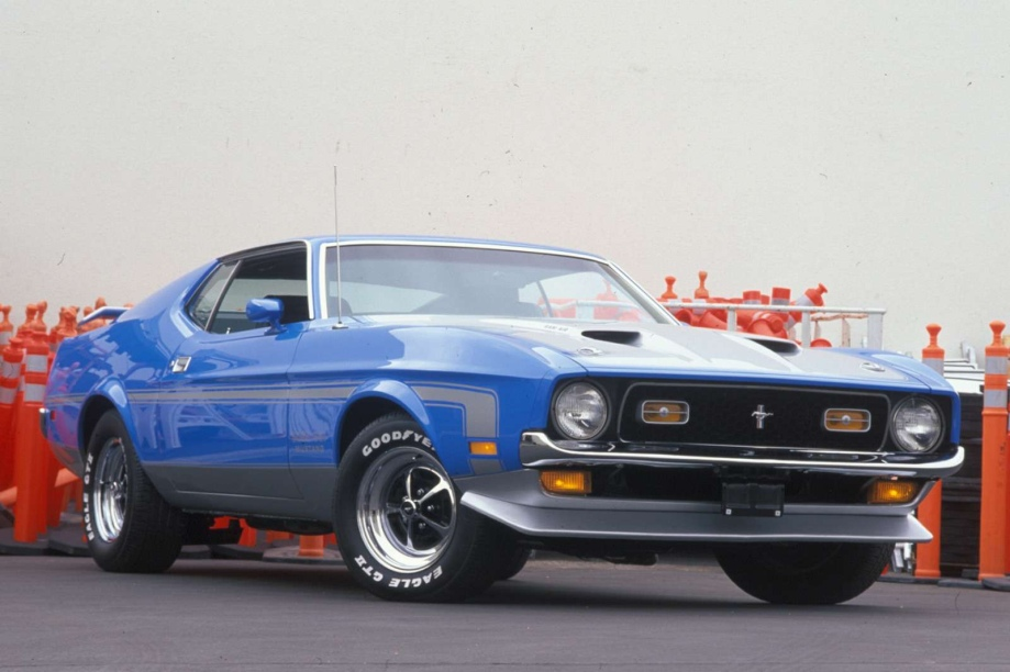 American Muscle Cars, part 4