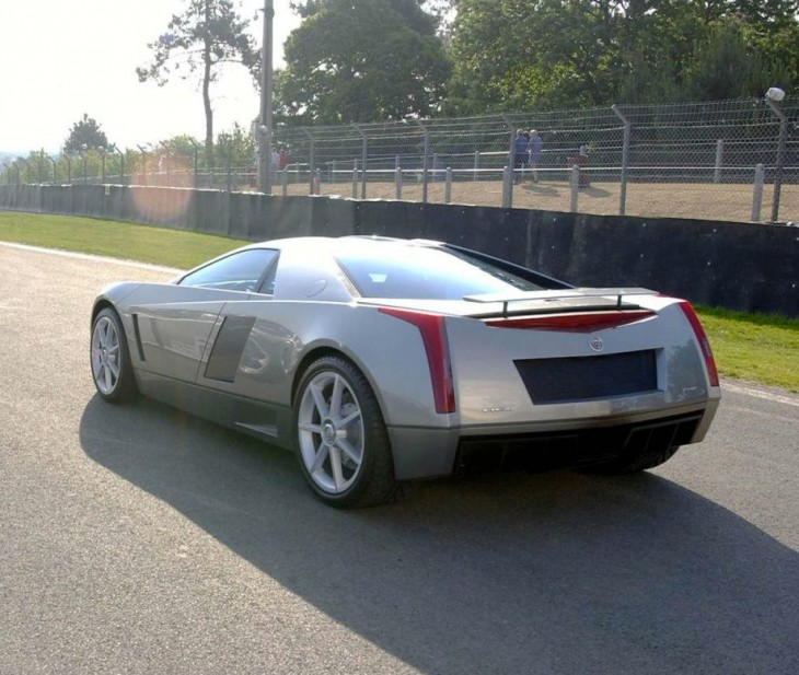 2002 Cadillac Cien
