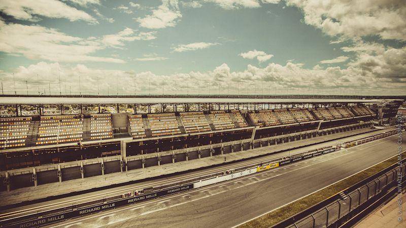 Le-Mans race by Nivalya Laurent