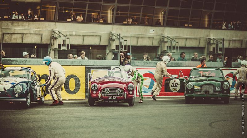 Le-Mans race by Nivalya Laurent