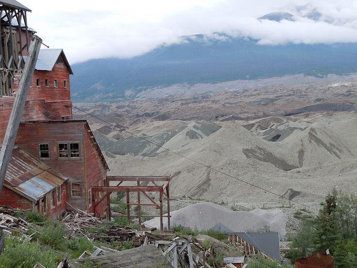 The Kennecott Mine Camp