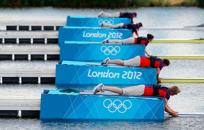 Photos of Olympic Games in London 2012, part 2012