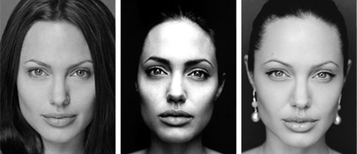 Angelina Jolie From 1989 To 2012