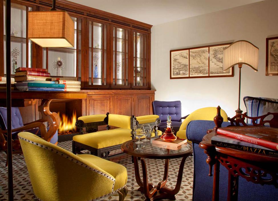 Hotel Monastero Santa Rosa in Italy
