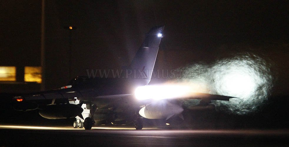 International forces continue to bomb Libya
