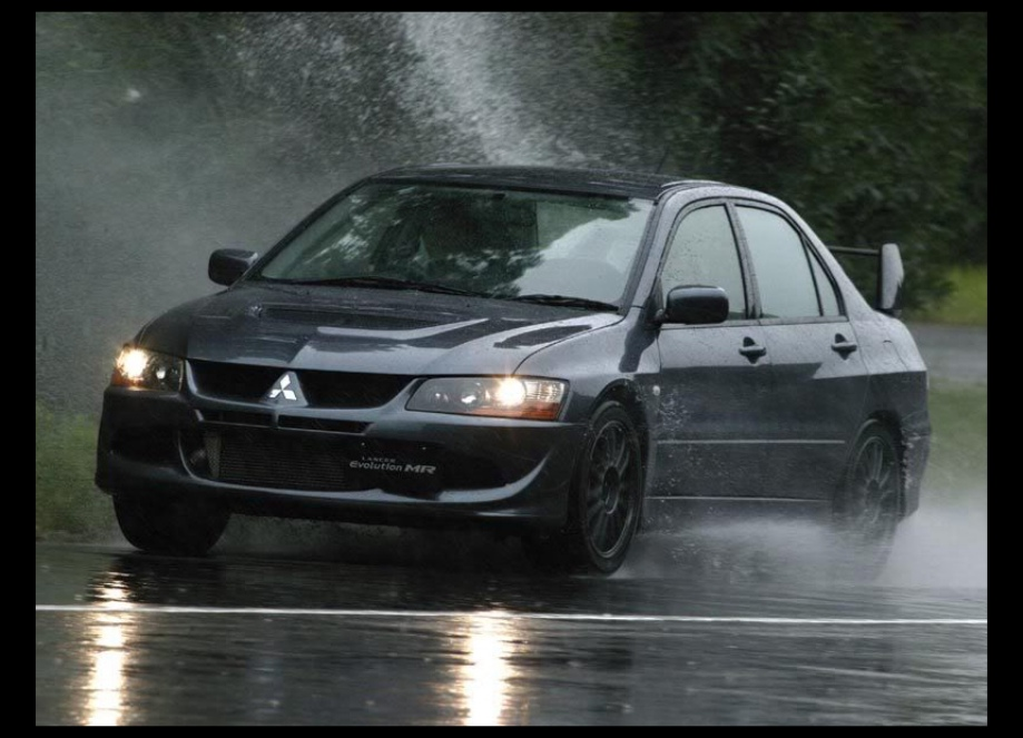 Cars To Make >> Fast cars and motorcycles in the rain | Vehicles