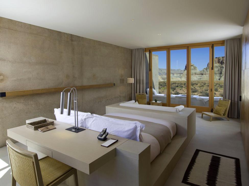 Amangiri Hotel, Utah, USA