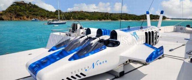 Island Rental for $53k Per Night