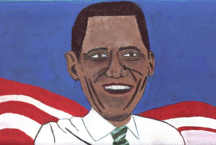 Barack Obama Fan Art
