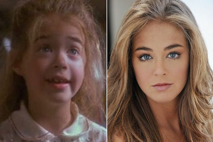 Kids From 'Hook' Then and Now