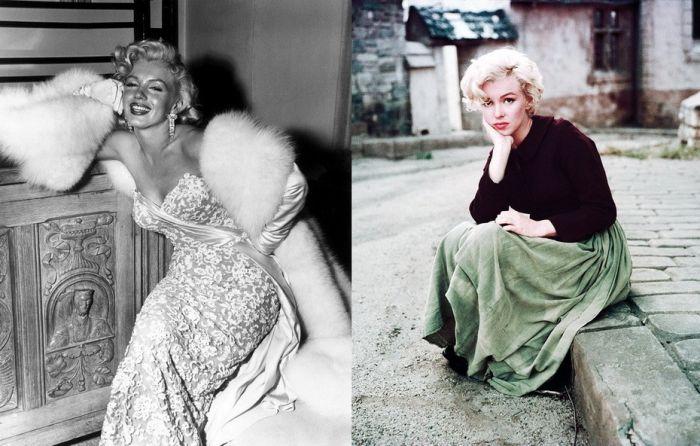 Marilyn Monroe Time Line