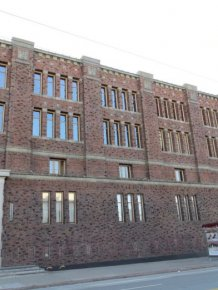Adult Film Sets at the San Francisco Armory